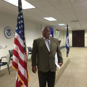 New U.S. Citizen - St. Frances Cabrini Immigration Law Center