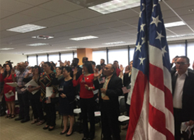 Citizenship Classes - St. Frances Cabrini Immigration Law Center