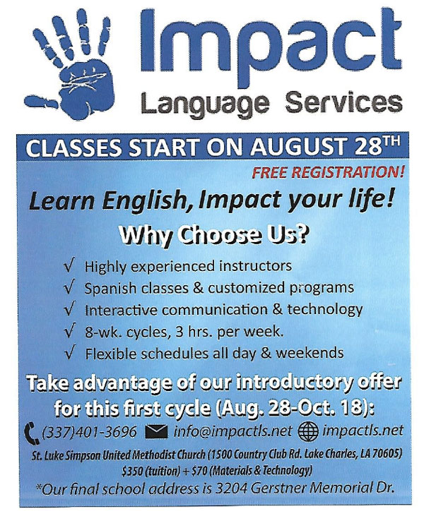 go to impactls.net for more information